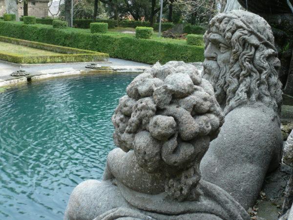 Villa Lante - VT - Fontana dei Fiumi