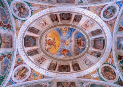 Palazzo Farnese di Caprarola - Soffitto della Sala dell'Aurora